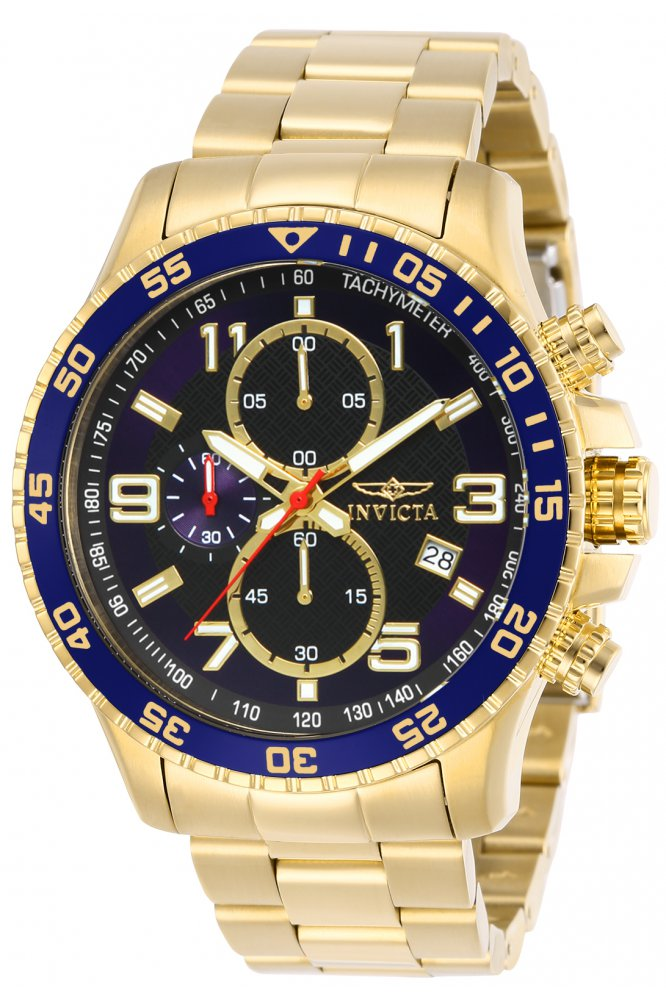 Invicta Specialty 14878 Herenhorloge - 45mm
