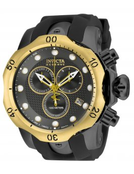 Invicta Venom 16154 Herenhorloge - 53.7mm