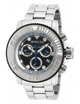 Invicta Sea Hunter 19601 Herenhorloge - 50mm