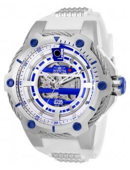 Invicta Star Wars -  R2-D2 26170 Herenhorloge - 53mm