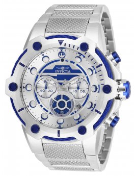 Invicta Star Wars -  R2-D2 26220 Herenhorloge - 51.5mm