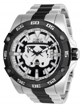 Invicta Star Wars - Stormtrooper 26517 Herenhorloge - 52mm