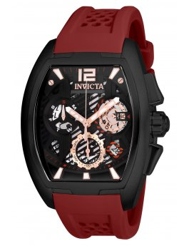 Invicta S1 Rally - Diablo 26888 Herenhorloge - 42mm