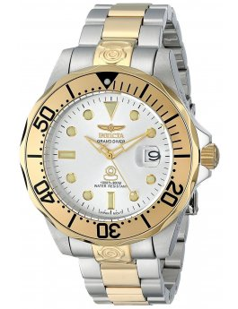 Invicta Grand Diver 3050 Herenhorloge - 47mm