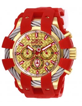 Invicta Marvel - Ironman 26011 Herenhorloge - 50mm