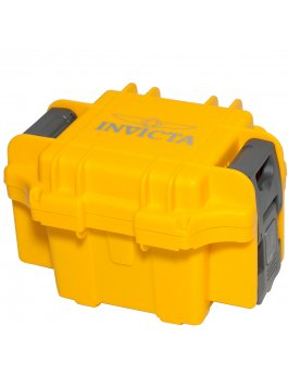 Invicta Gift Packaging Yellow - 1 Slot DC1YEL
