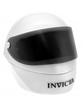 Invicta Helmet White