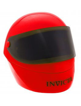 Invicta Helmet Red