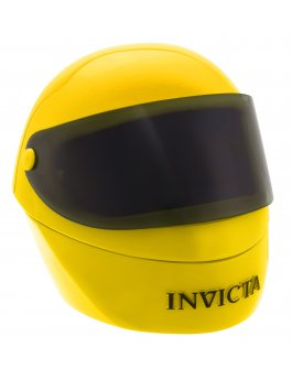 Invicta Helmet Yellow