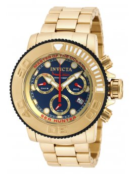 Invicta Sea Hunter 19603 Herenhorloge - 50mm