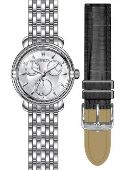 Invicta Wildflower 30866 Dameshorloge + Extra leren band - 34mm