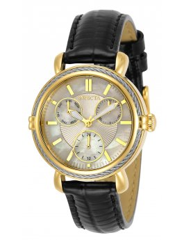 Invicta Wildflower 30867 Quartz Dameshorloge - 34mm - Met extra banden
