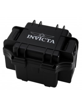 Invicta Gift Packaging Black - 1 Slot DC1BLK