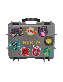 Invicta Watch Box Patch - 8 Slot DC8PATCH