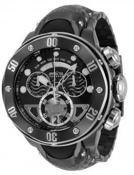 Invicta Reserve - Kraken 33483 Men's Quartz Watch - 54mm