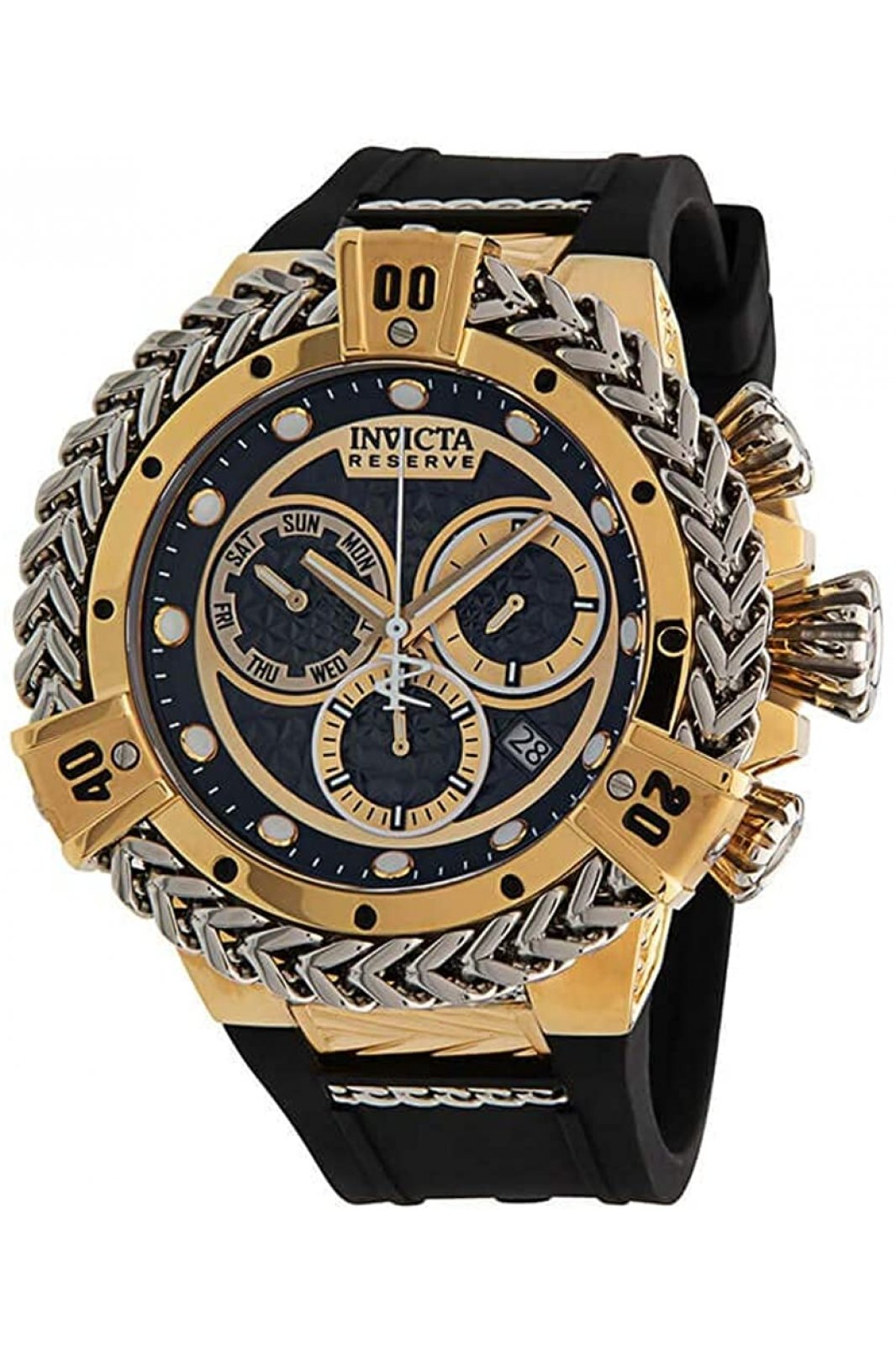 Invicta Reserve - Hercules 33154 Men's Quartz Watch - 53mm