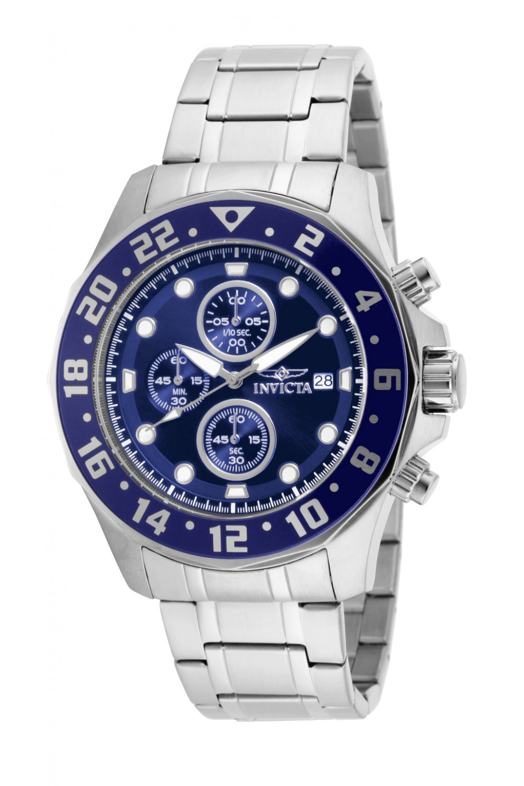 Invicta Specialty 15939 Quartz Herenhorloge - 48mm