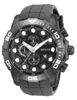 Invicta Sea Hunter 28275 Herenhorloge - 54mm