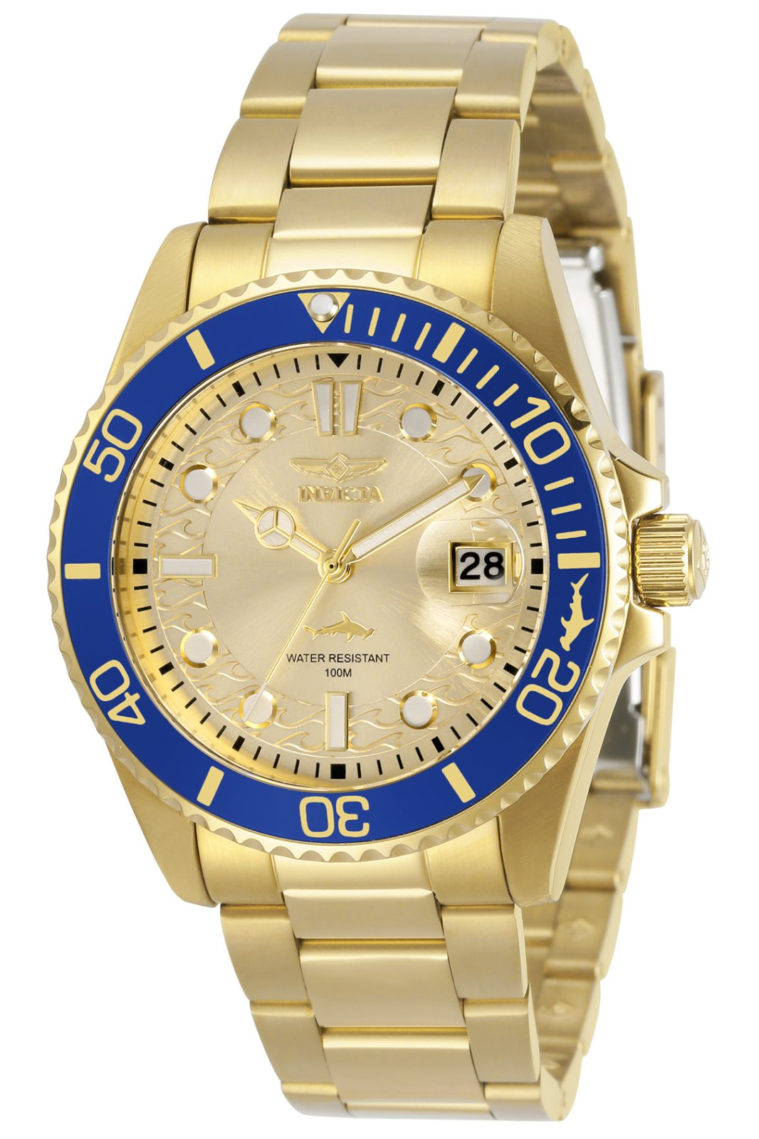 Invicta Pro Diver 30485  Quartz Watch - 38mm