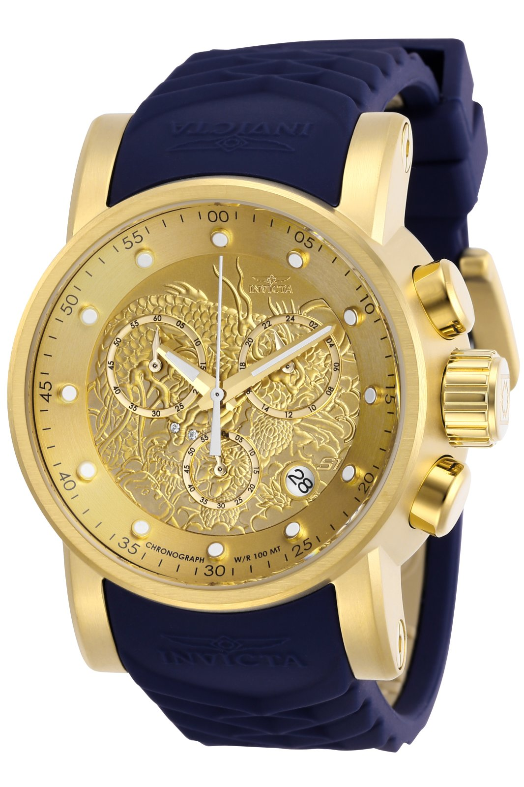 Invicta S1 Rally 28187 Montre Homme  - 48mm