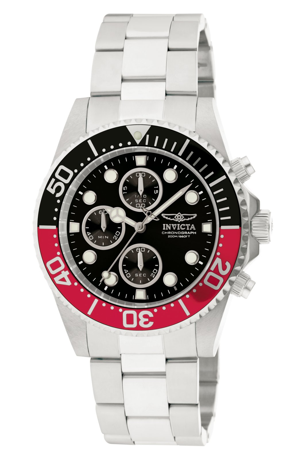 Invicta Pro Diver 1770 Men's Watch - 43mm