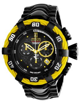 Invicta Jason Taylor Thunderbolt 22179 Herenhorloge - 54.5mm