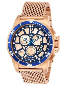 Invicta Corduba 23492 Herenhorloge - 44mm