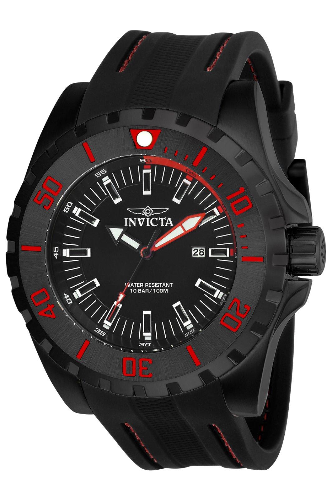 Uhr Invicta Store Günstig Offizieller Pro Diver 23735 wnON80PkX