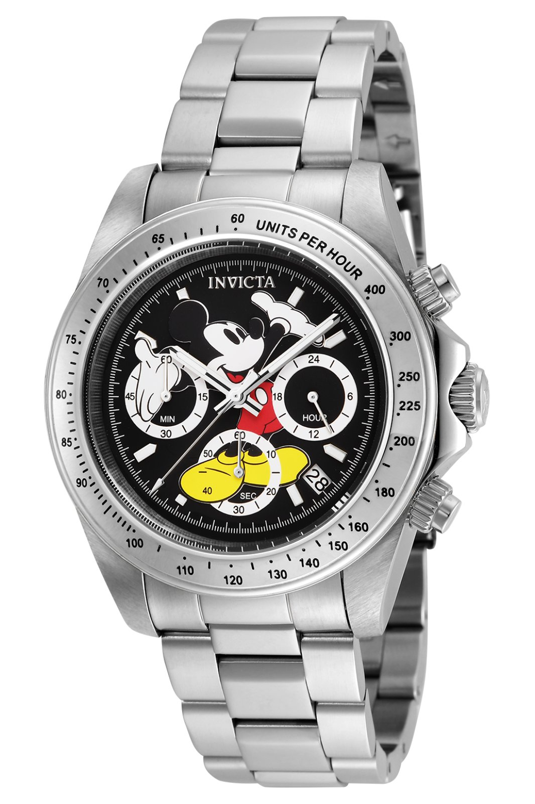 Invicta Disney - Mickey Mouse 25192 Unisexhorloge - 39.5mm