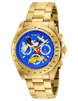 Invicta Disney - Mickey Mouse 25195 Unisexhorloge - 39.5mm