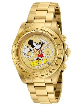 Invicta Disney - Mickey Mouse 25196 Unisexhorloge - 39.5mm