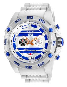 Invicta Star Wars -  R2-D2 26069 Herenhorloge - 52mm