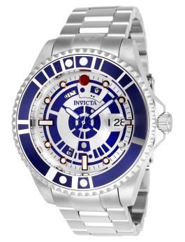 Invicta Star Wars - R2-D2 26164 Herenhorloge - 47mm