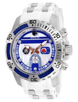 Invicta Star Wars - R2-D2 26184 Herenhorloge - 51mm