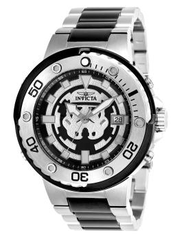 Invicta Star Wars - Stormtrooper 26203 Herenhorloge - 49mm