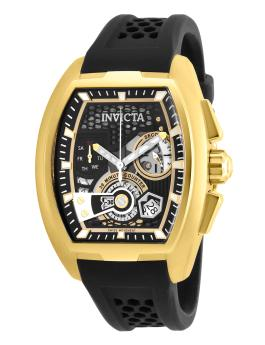 Invicta S1 Rally Diablo 26398 Herenhorloge - 42mm