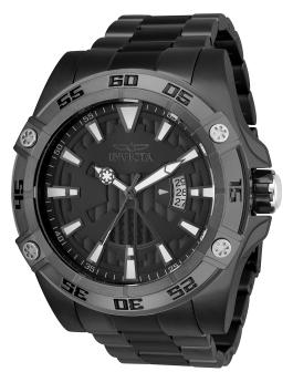 Invicta Star Wars - Darth Vader 26524 Herenhorloge - 52mm