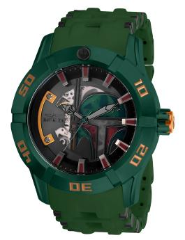 Invicta Star Wars - Boba Fett 26545 Herenhorloge - 50mm