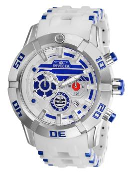 Invicta Star Wars -  R2-D2 26551 Herenhorloge - 50mm