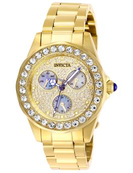 Invicta Angel 28462 Dameshorloge - 38mm