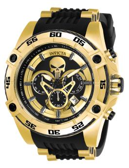 Invicta Marvel - Punisher 26860 Quartz Herenhorloge - 52mm
