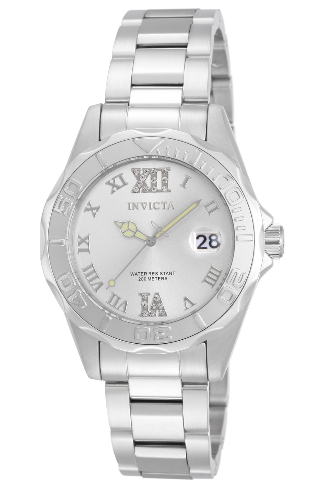 Invicta Pro Diver 12851 Women's Quartz Watch - 38mm