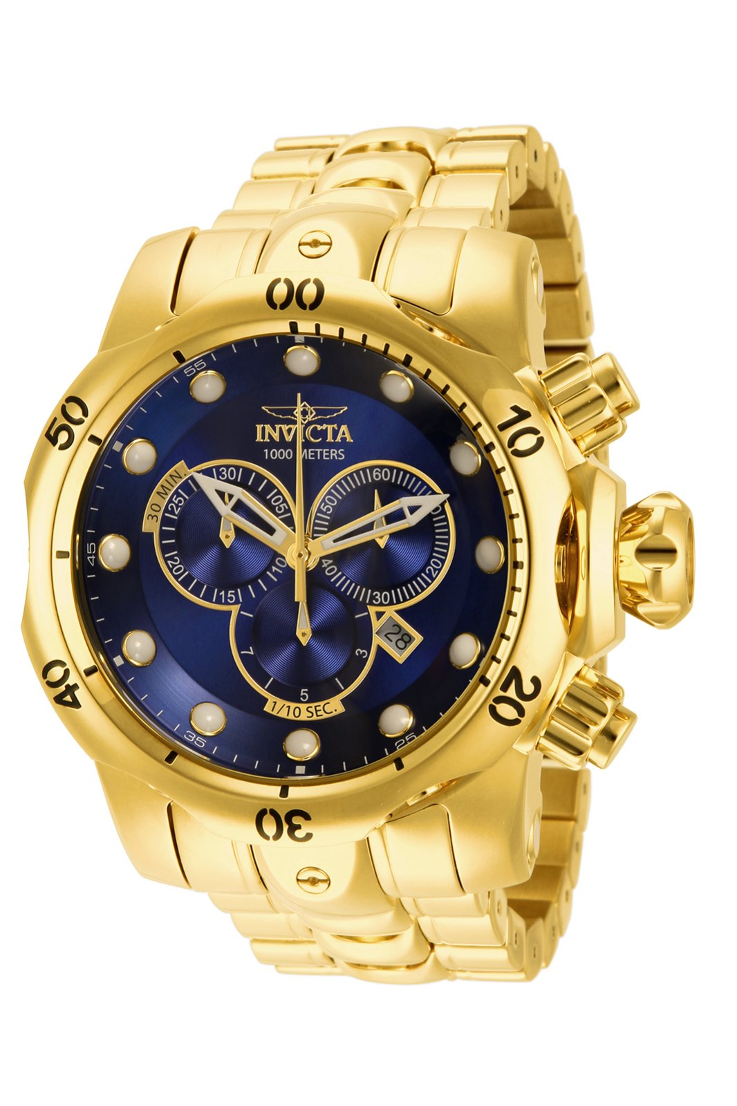 Invicta Venom 14504 Herenhorloge - 53.7mm