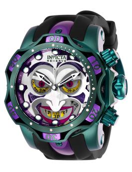 Invicta DC Comics - Joker 26790 Herenhorloge - 52.5mm