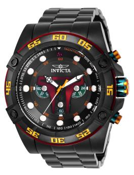 Invicta Star Wars 27225 Herenhorloge - 52mm