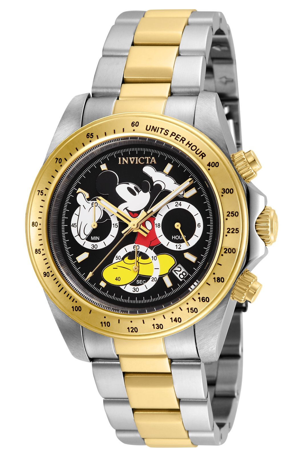 Invicta Disney Limited Edition Mickey Mouse 25194 Unisexhorloge - 39.5mm