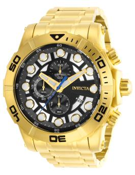 Invicta Sea Hunter 28264 Herenhorloge - 54mm
