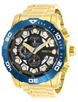 Invicta Sea Hunter 28265 Herenhorloge - 54mm